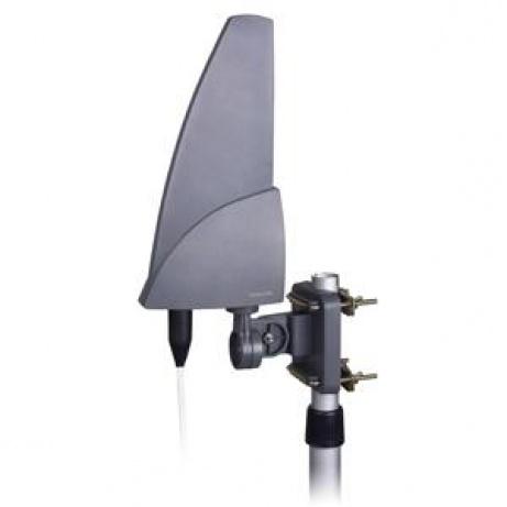 EVOLVEO aktivní venkovní anténa DVB-T SHARK 35dB