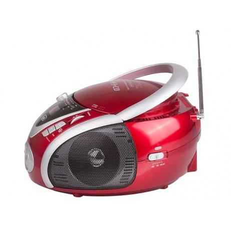 CMP 542 USB Radio CD/Mp3/USB Player - CMP 542 USB RED