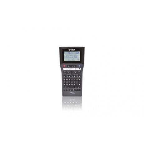 BROTHER tiskárna štítků PT-H500 - 24mm, pásky TZe, mobilní, Profesionální PC Tiskárna Štítků - popisovač