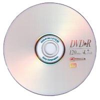 Média DVD