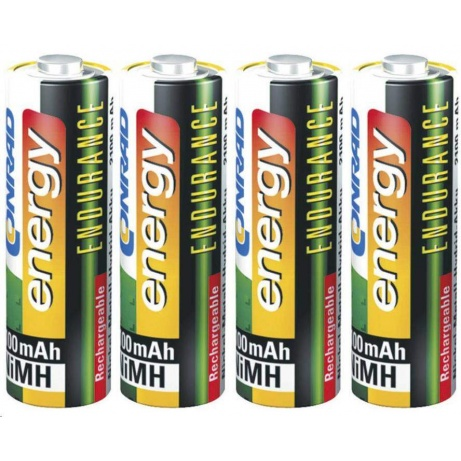CONRAD energy Endurance, NiMH, AA, 2300 mAh, 4 ks