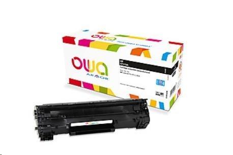 OWA Armor toner pro HP Laserjet Pro MFP M12, M26 JUMBO, 2000 stran, CF279A, černá/black