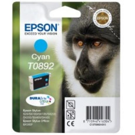EPSON ink bar Stylus S20/SX100/SX200/SX400 (T0892) - cyan