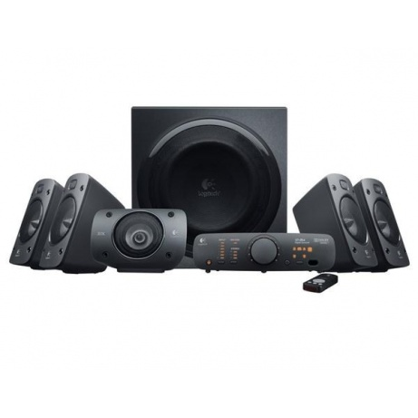 Logitech Speakers Z906 Home Theater 5.1 Surround Sound System