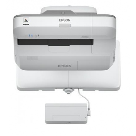 EPSON projektor EB-696Ui - 1920x1200, 3800ANSI, HDMI, VGA, SHORT, interaktivní