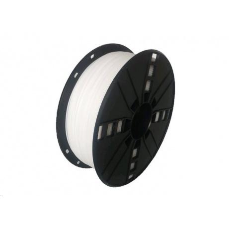 GEMBIRD Tisková struna (filament) flexibilní, 1,75mm, 1kg, bílá