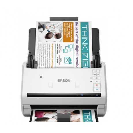 EPSON skener WorkForce DS-570W, A4, dpi, ADF