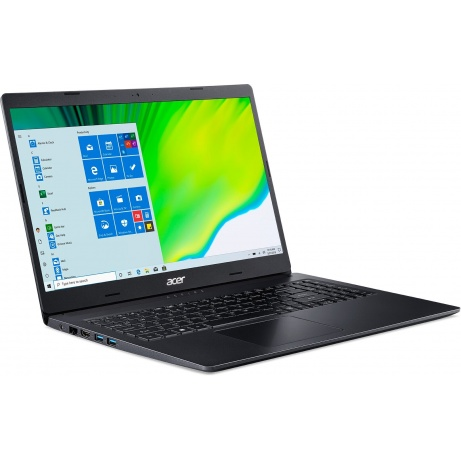 "Acer Aspire 3 (A315-23-R57N) AMD Athlon Silver 3050U / 4GB+N / 128GB / 15.6"" FHD LED LCD / W10 Home S mode / Černý - NX.A0VEC.001"