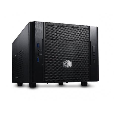 Cooler Master case Elite 130, mini-ITX, černá, bez zdroje