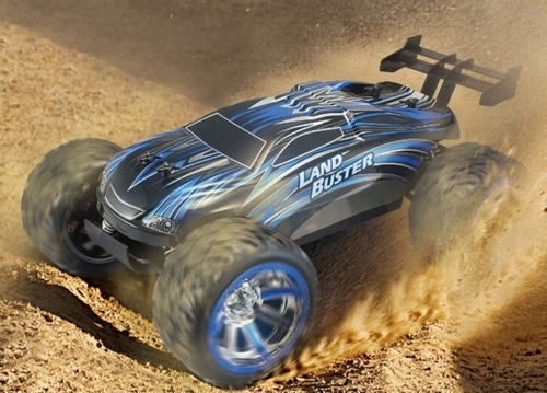 BUSTER TRUGGY PRO - 4x4 - 2,4Ghz 7.4V - RC_64774