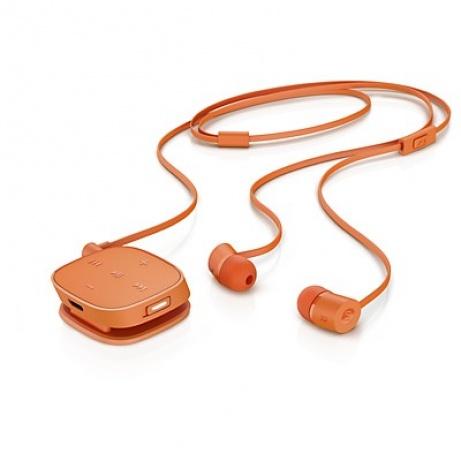 HP H5000 Neon Orange BT Headset - REPRO