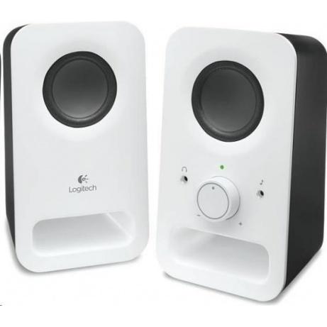 Logitech Multimedia Speakers 2.0 Z150 Snow White