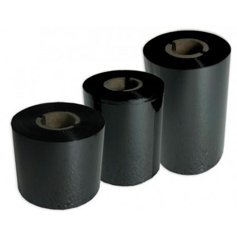 OEM TTR páska 55mm x 360m, zelená, vosk-kaučuk