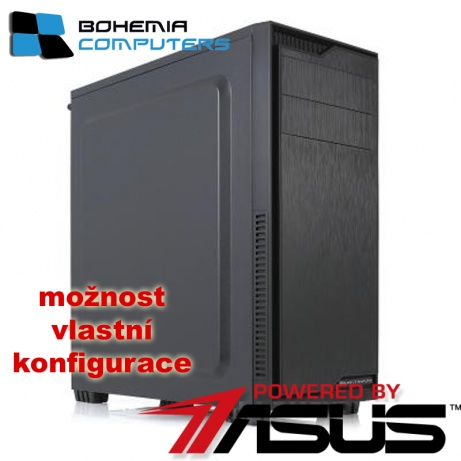 BOHEMIAPC - levný herní RYZEN 3 4x3.7Ghz/8GB DDR4/240GB SSD - POWERED BY ASUS - BCR32200G240SSD